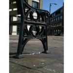 Slinkachu, London